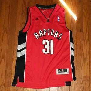Adidas Toronto Raptors Ross 31 Jersey Large